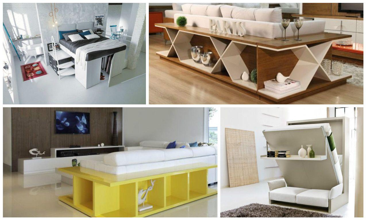 Muebles Que Te Ayudar N A Ahorrar Espacio En Casa Muebles De  # Muebles Super Ahorros