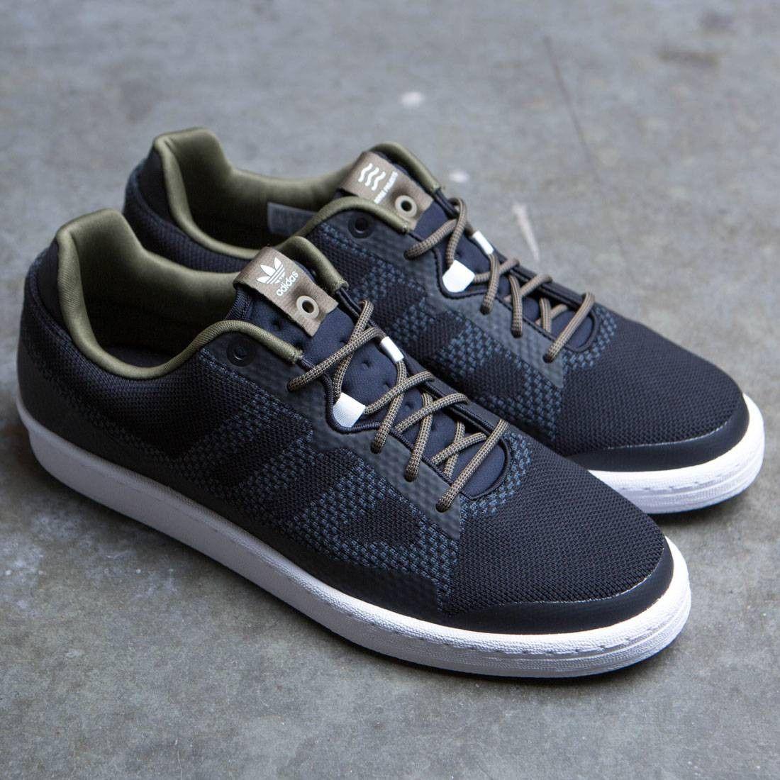 Adidas Consortium x Norse Projects Men Campus 80s PK gray dark ...