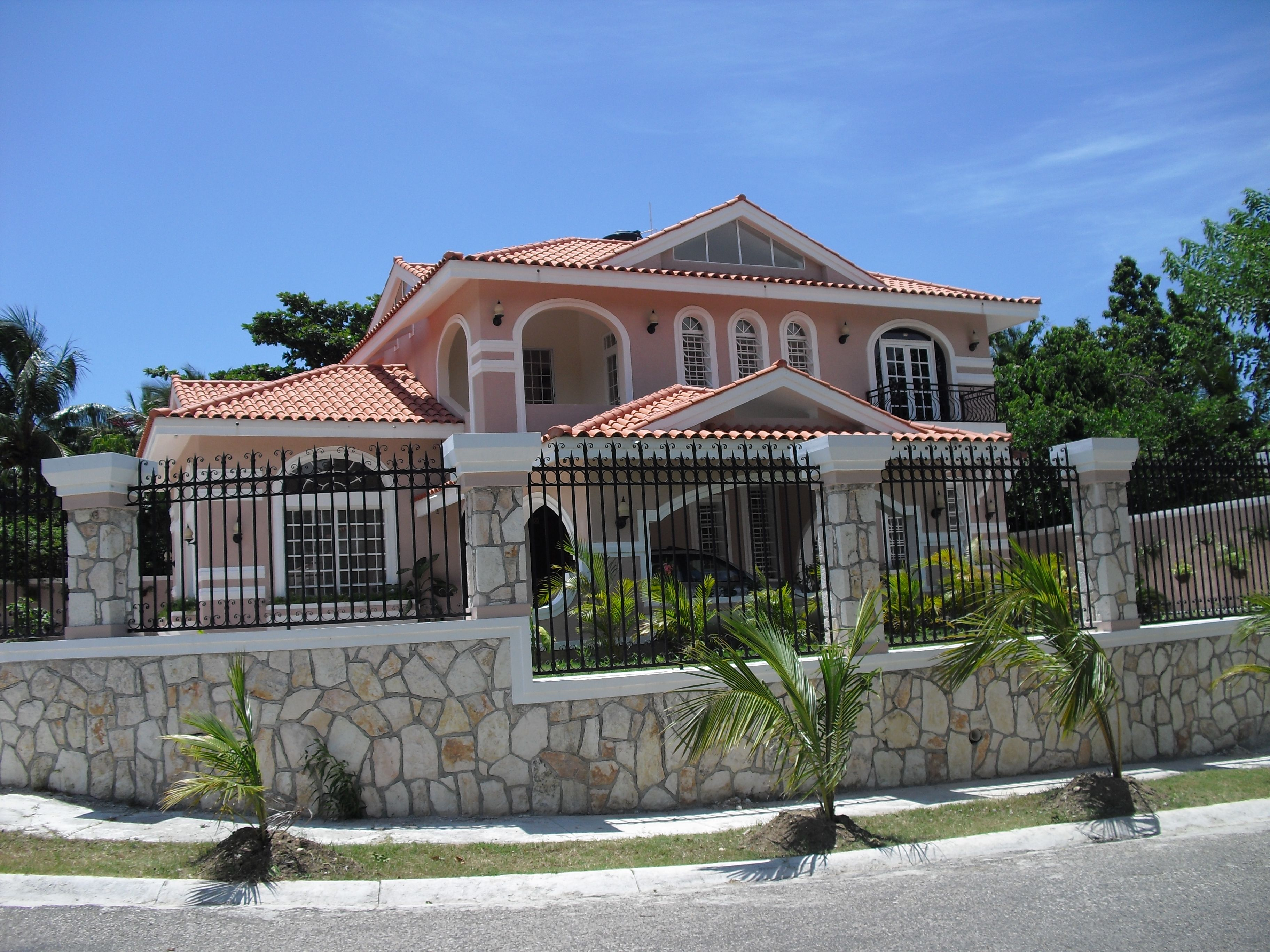 This Lovely Mansion Stands In The Belvil Area Of