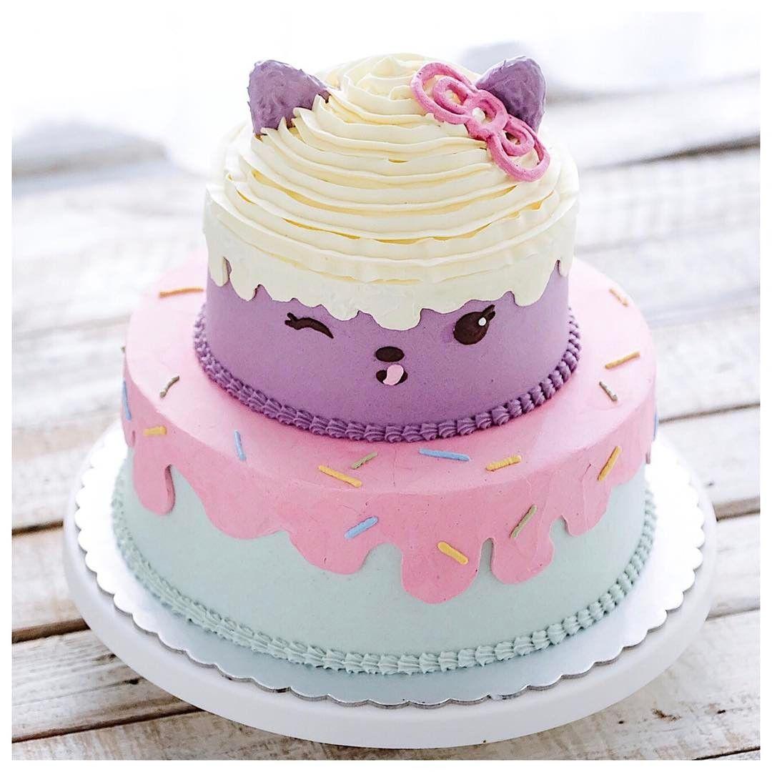 Num Noms Cake Topper