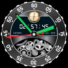 Download Luxury Watch Analog Clock Live Wallpaper Free 2020 Analog Clock Live Wallpaper 2020 4k Backgrounds Hd App Analog Clock Live Wallpapers Cool Clocks