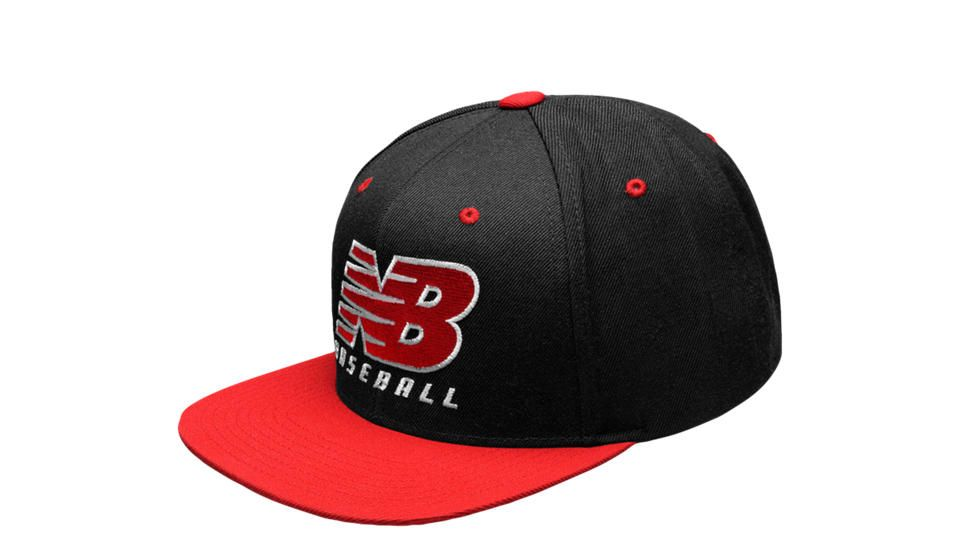 043fd4702266b NB Baseball Snapback Hat