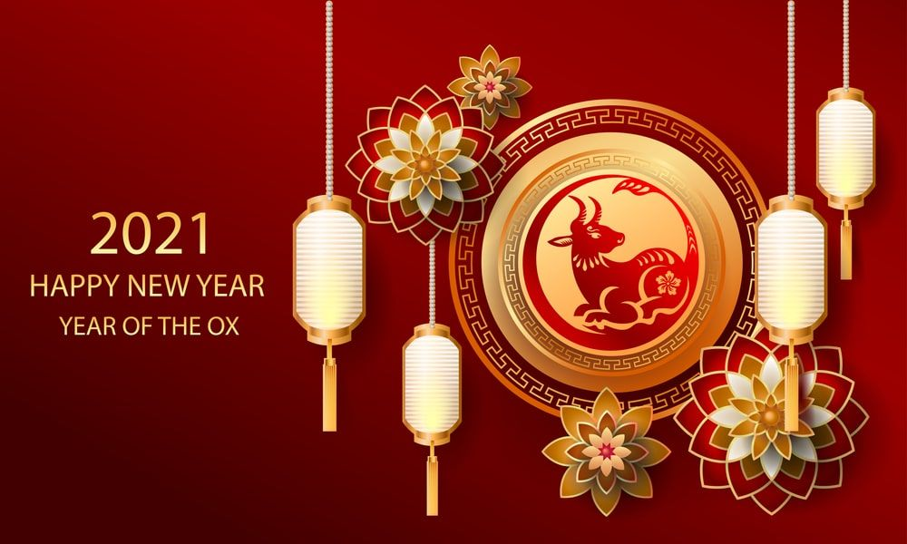 Happy Chinese New Year 2021 Images Wallpaper in 2020 ...