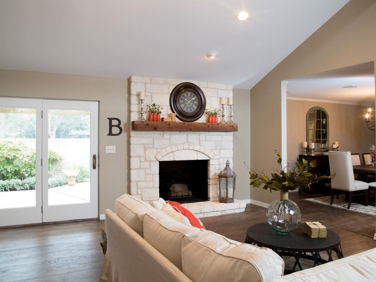 Joanna Gaines Fixer Upper HGTV Fireplaces