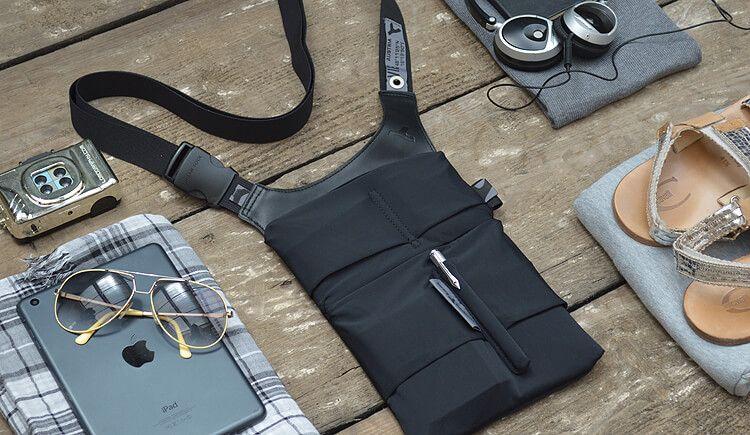 Tablet sling bag fits 7-9