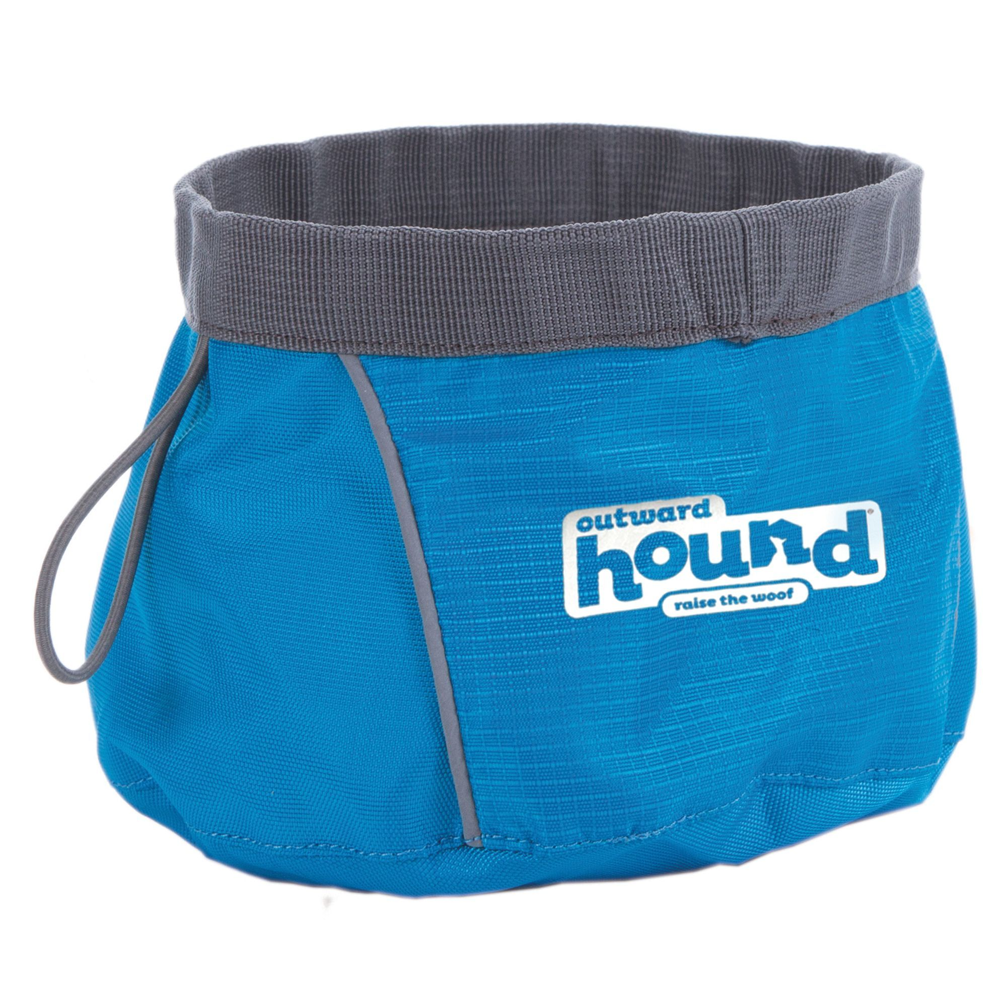 Outward hound portabowl collapsible dog bowl dog