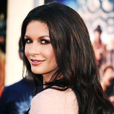 Couleur de cheveux catherine zeta jones
