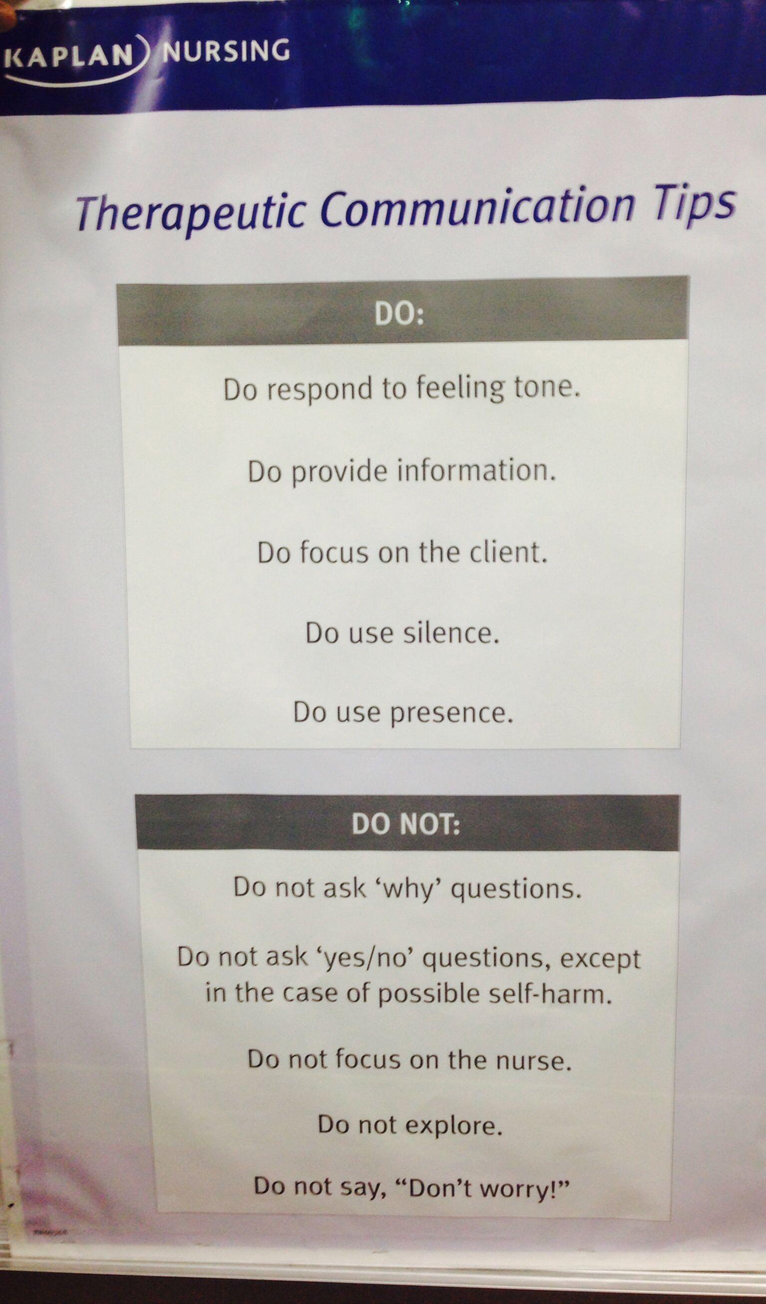Kaplan The Utic Communication Rules