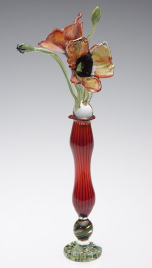 Loy Allen Glass ~ 2009 Bottles