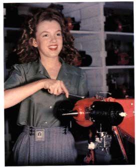 Norma Jean Baker Factory