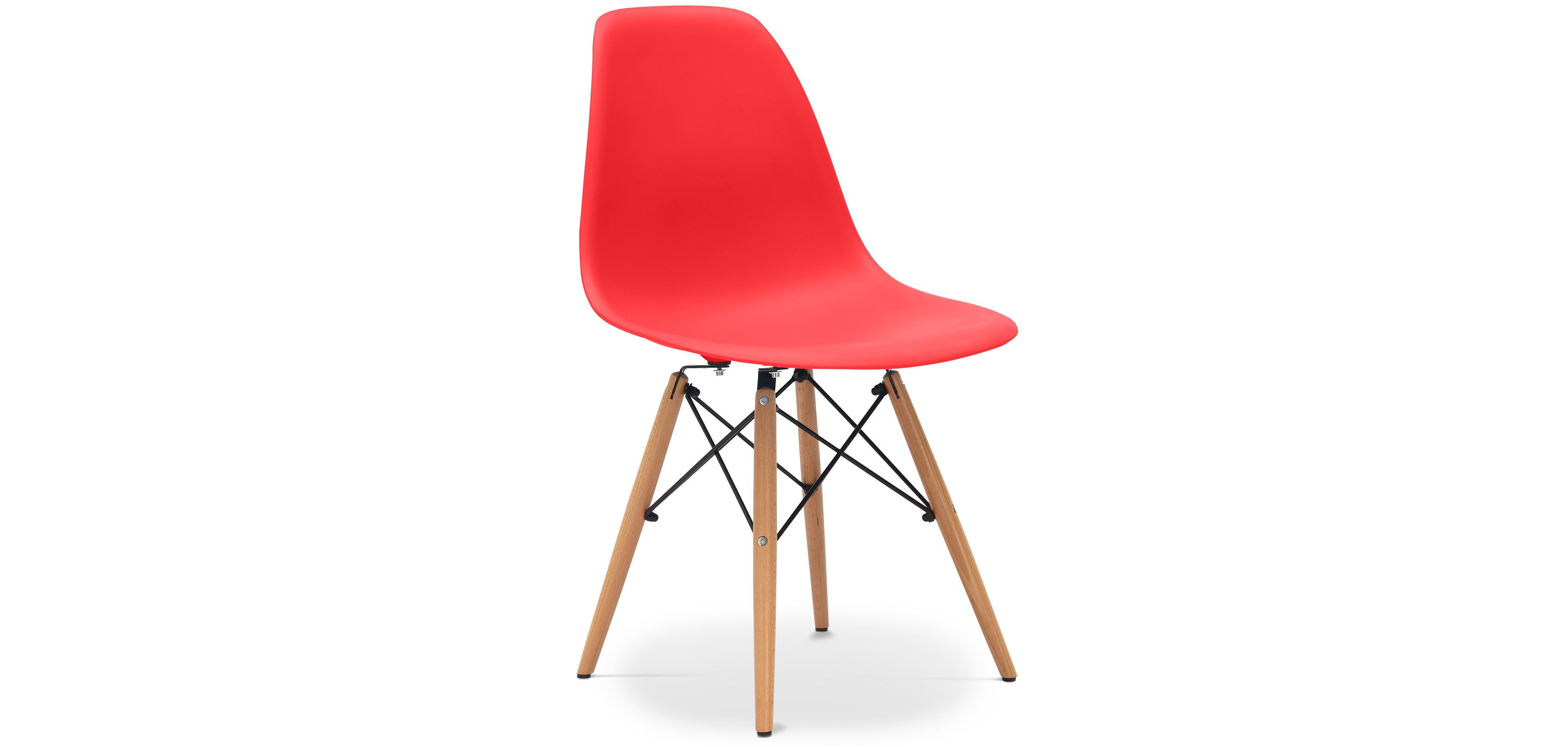 chaise dsw charles eames style - polypropylène matt | ideas for ... - Chaise Dsw Charles Eames