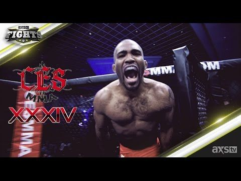 awesome CES MMA Heads to Foxwoods With Curtis vs. Burrell for the Welterweight Title April 1st