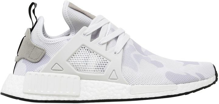 Price: \u20ac 160.00 GET 160 LVR POINTS Adidas Originals Nmd Xr1 Primeknit  Sneakers Available Sizes � White Shoes MenMens ...