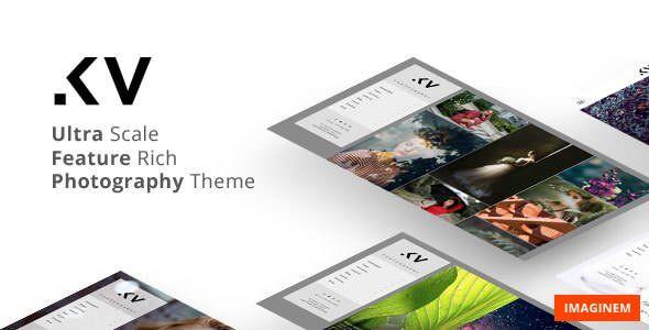 Kreativa v1.0.1  Photography Theme for WordPress  Blogger Template