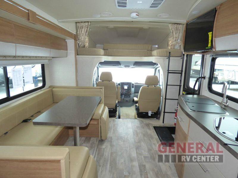 New 2016 Winnebago View 24j Motor Home Class C Diesel At General