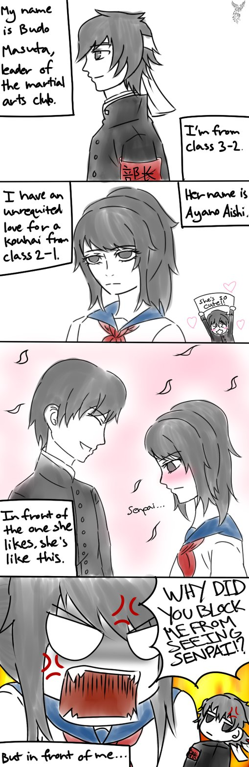 [Yandere Simulator] Unrequited - Page 1 by TheMissingPhoenix on DeviantArt