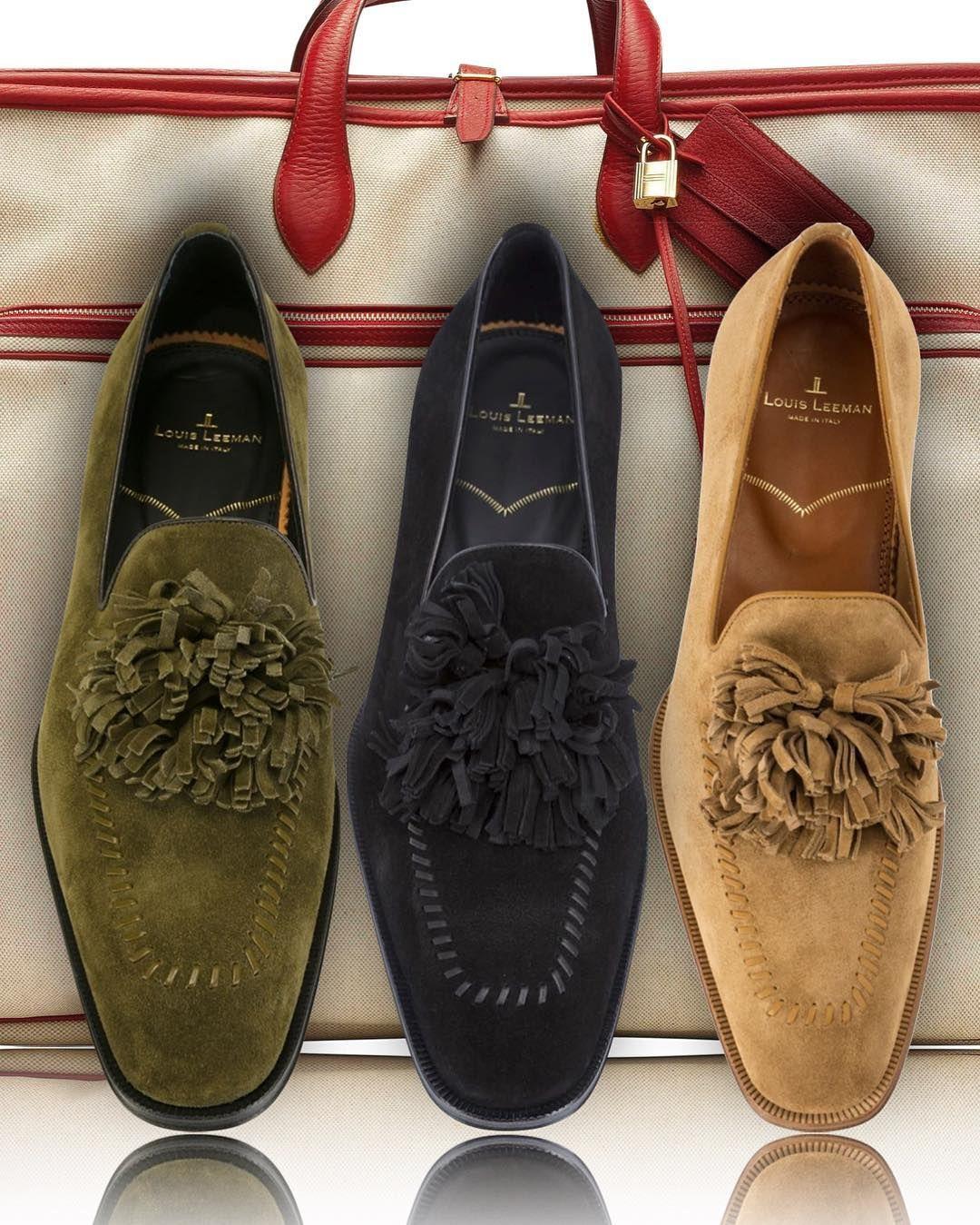 Louis Leeman suedes | Dress shoes men