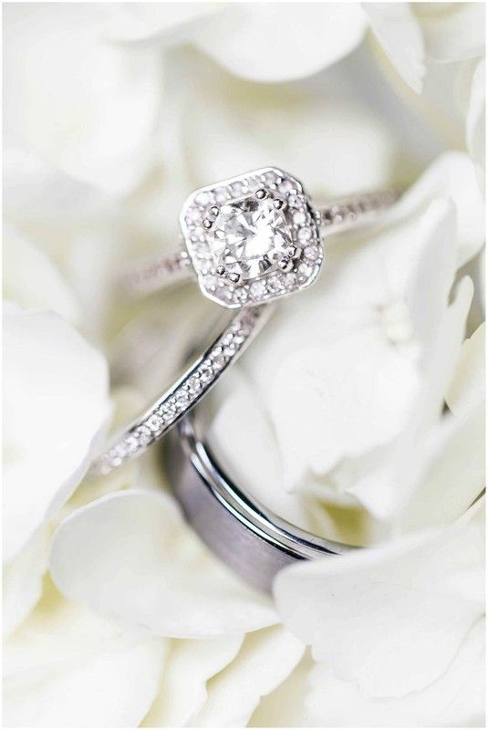 Heather Chipps Photography - Virginia Photographers - Engagement ring and wedding band photography