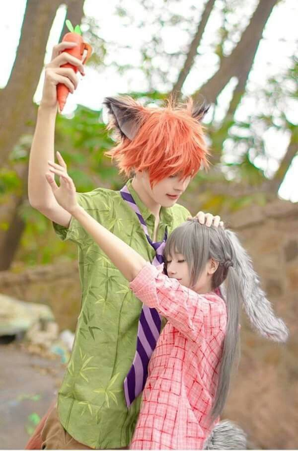 Cosplay T&J♥♡