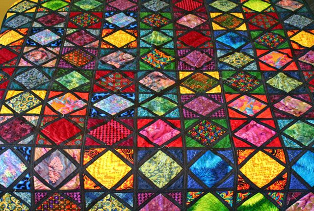 Pin By Tammy Nordstrom On Stain Glass Quilts Stained
