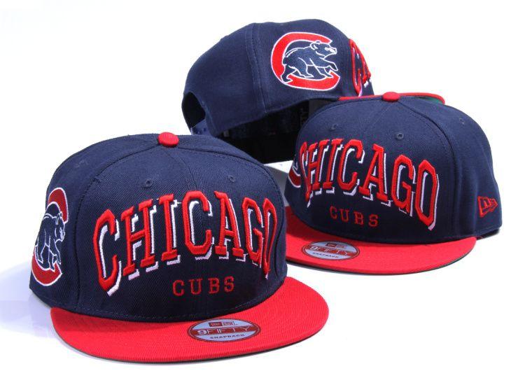 1fec54695e76 MLB Chicago Cubs Snapback Hat (2)