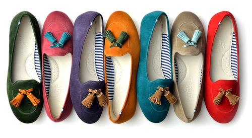 Adorable loafers!