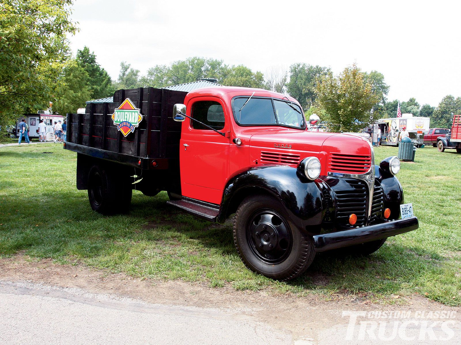 Read the latest news and updates from custom classic trucks at the hot rod network