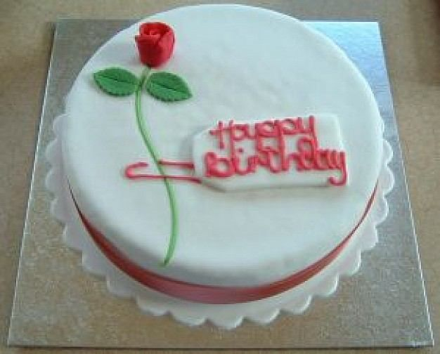 Rose Birthday Cake Download Free Photos 626x504 In 606kb Party