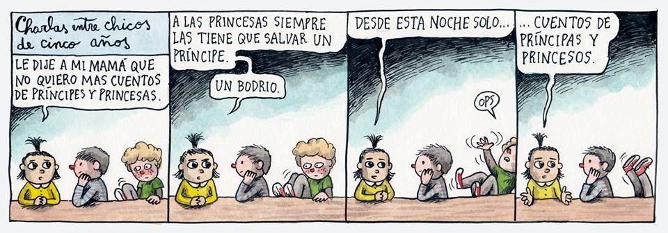 Macanudo. Ricardo Siri Liniers. Facebook, 03-07-2016.