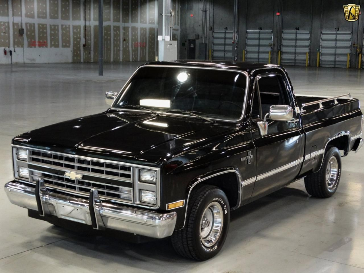 Pickup 86 chevy pickup : 86 chevy truck pictures | 1986 CHEVY SILVERADO :: David Gonzales ...
