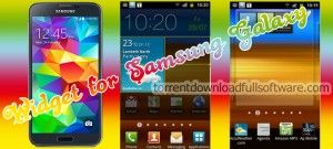 Widget For Samsung Galaxy APK Android App Free Download