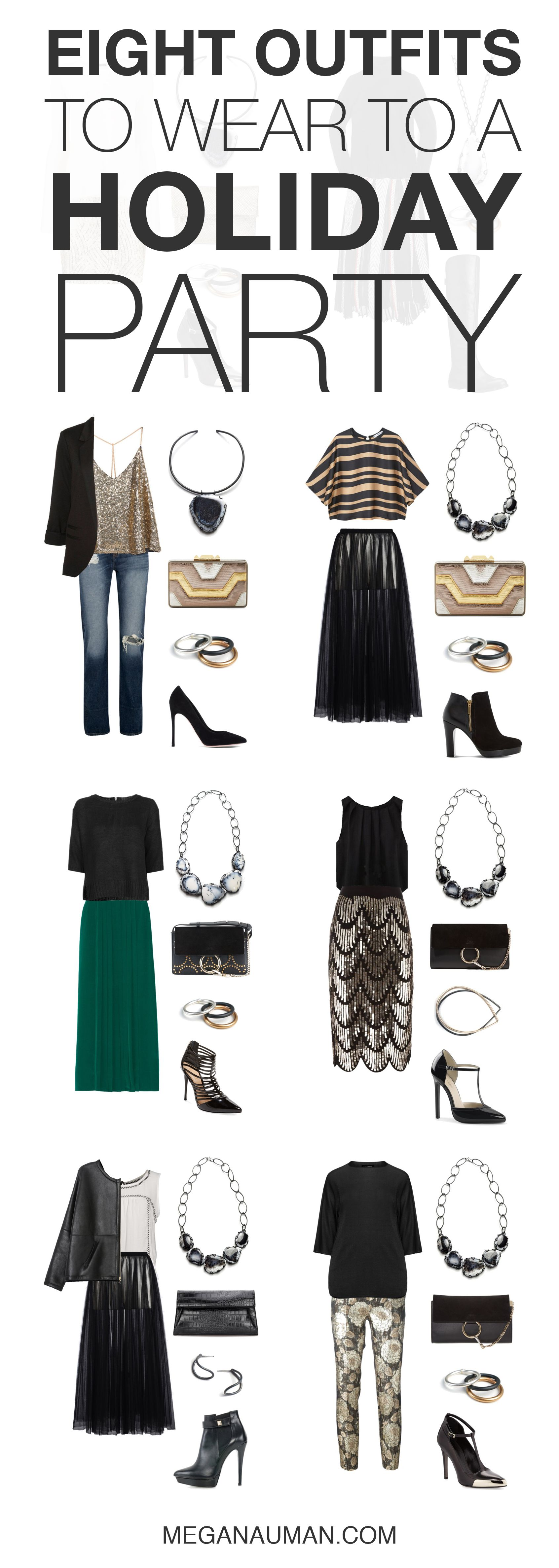 8 more outfits that are perfect to wear to a holiday party | fashion ...