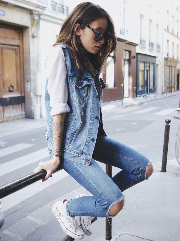 street-style-calca-jeans-skinny-rasgada-tenis-converse-cano-alto-estilo f33589ed17d