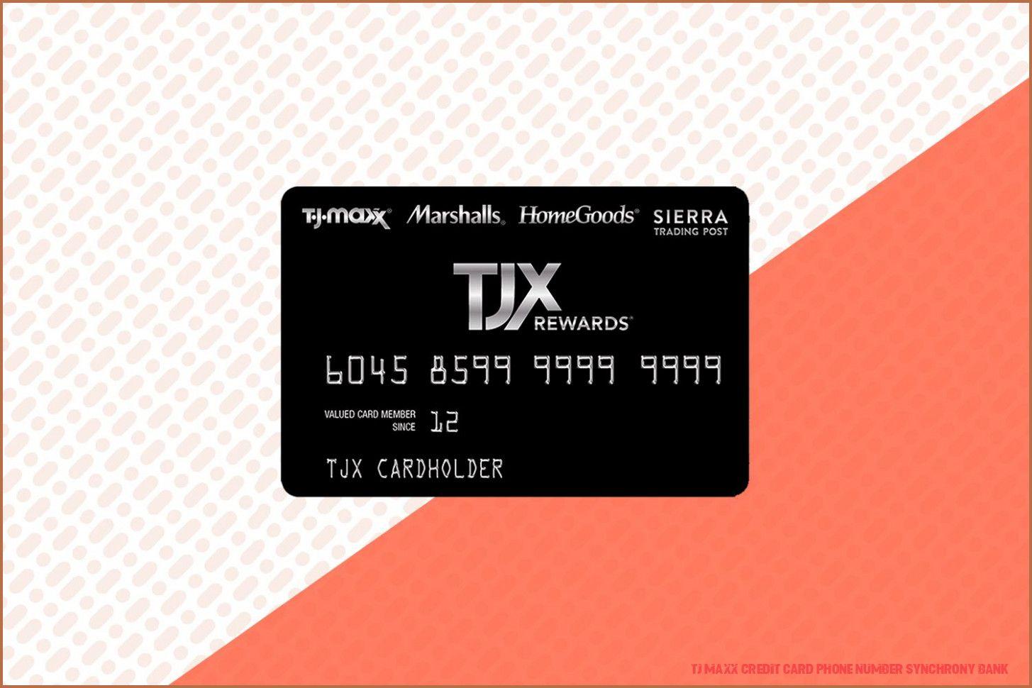 How i successfuly organized my very own tj maxx credit