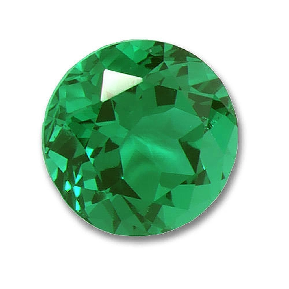 of stones lot pin emeralds emerald created grown lab round