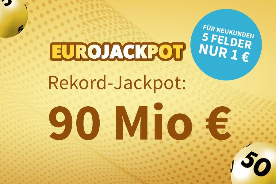 jackpot lotto von freitag
