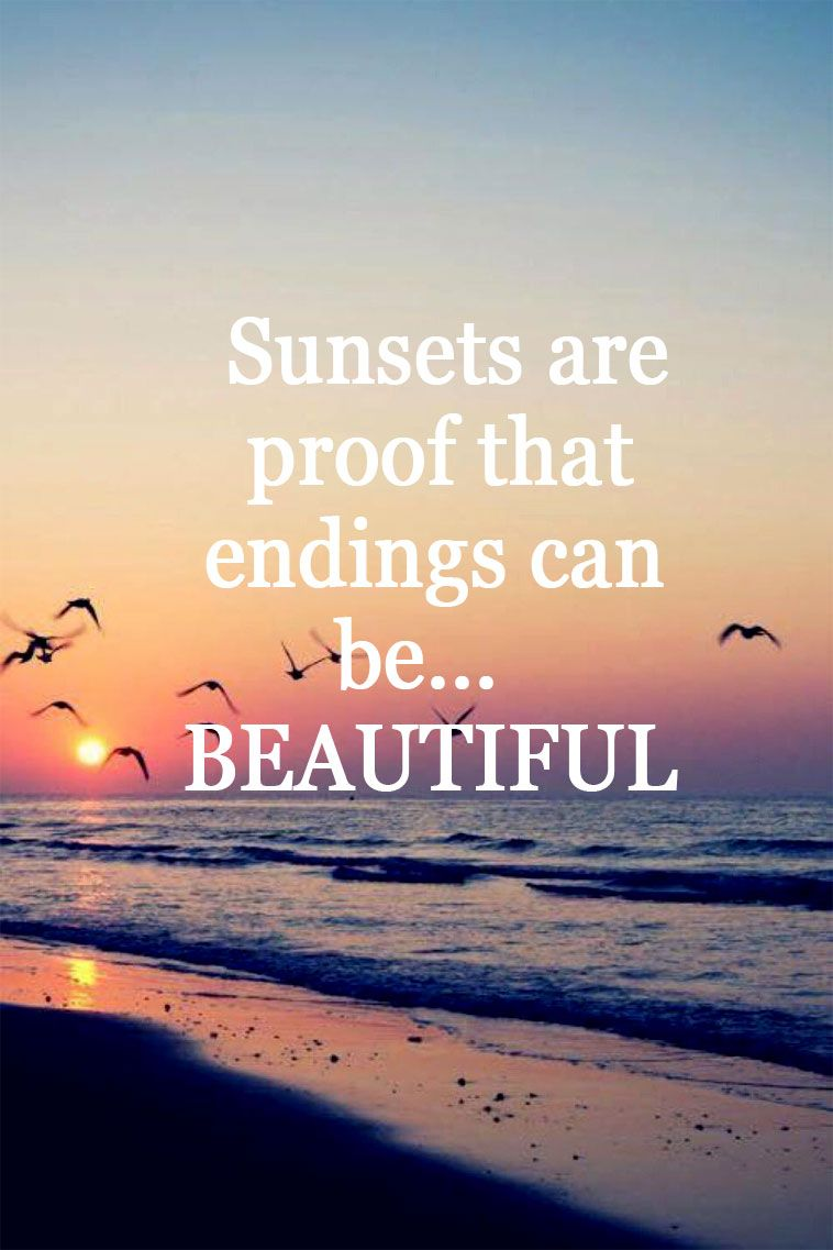 Sunsets Are Proof That Endings Can Be Beautiful 1 Top