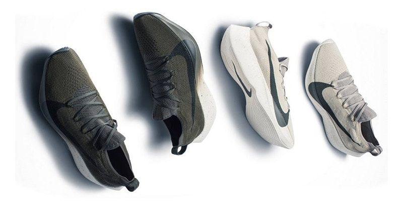 e1571930ec Nike Vapor Street Flyknit「Off-White」&「Olive Green」上架消息公布 ...