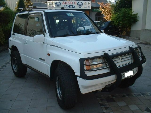 Suzuki Vitara 1 6 I Slip Diff Gpl A 5 950 Euro Fuoristrada 75 000 Km Gpl 81 Kw 110 Cv 11 1994 Fuoristrada Annunci