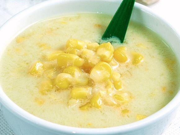 Bubur Jagung Sweet Corn Porridge Asian Desserts Baby Food Recipes Food