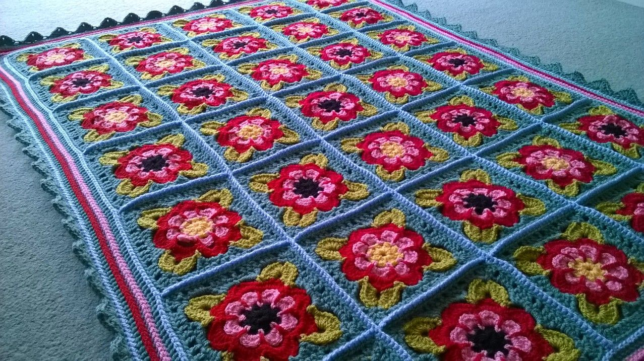 African rose crochet pattern - Yahoo Image Search Results | crochet ...