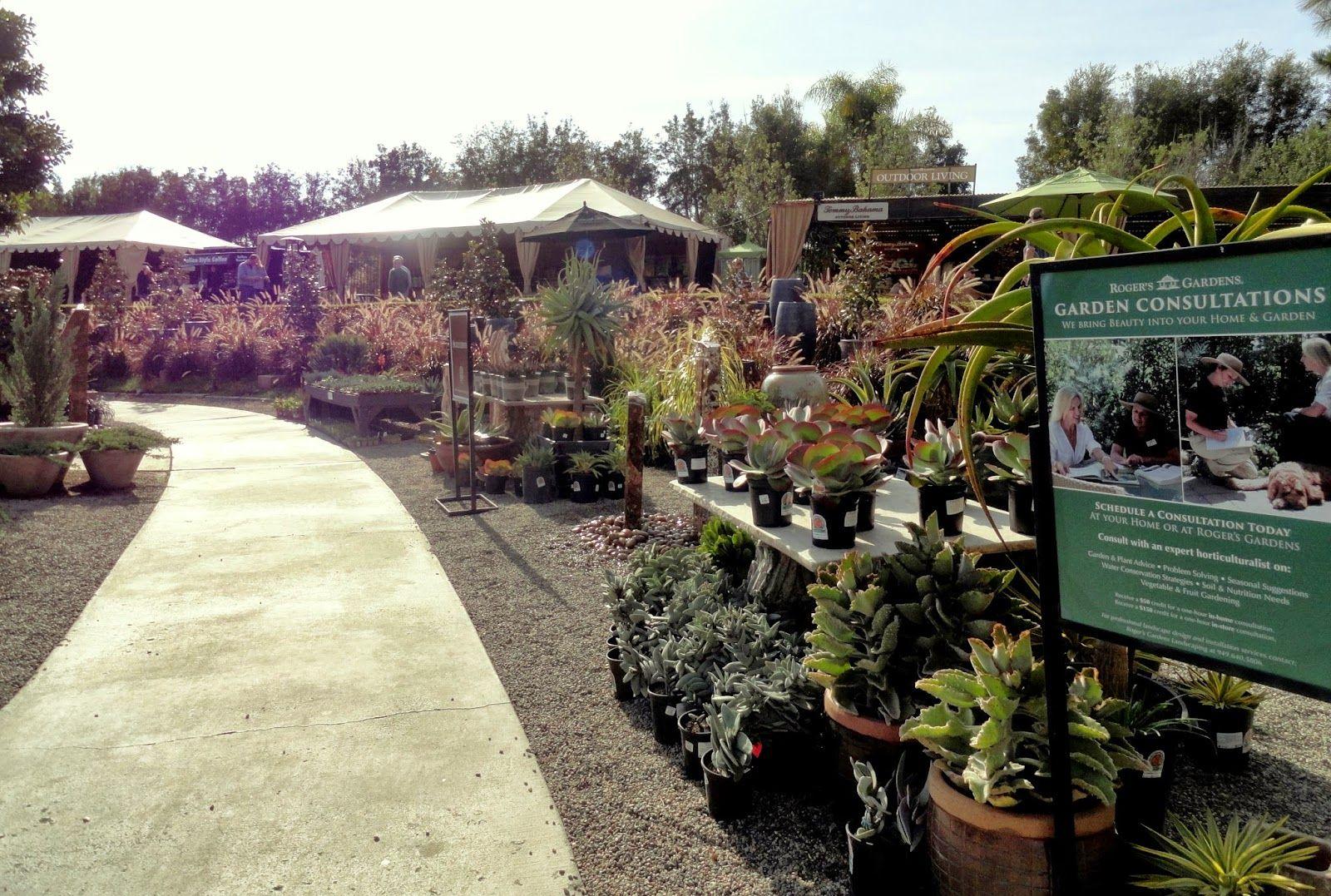 A quick stop at Roger's Gardens Rogers gardens, Garden
