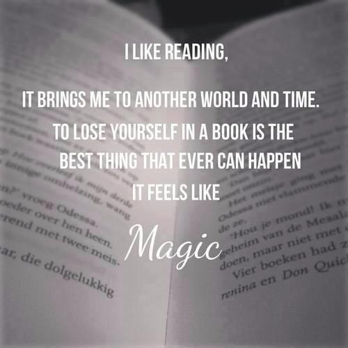 Sooooo magical.