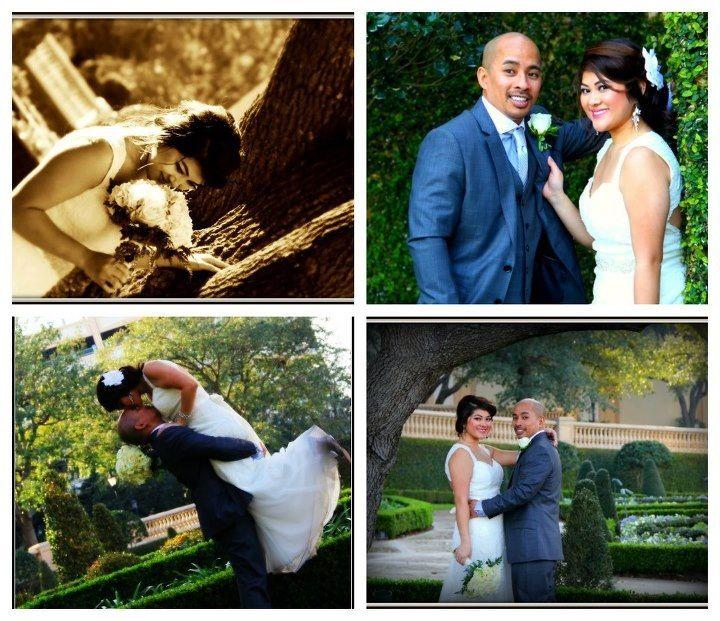 Dale and Kim wedding