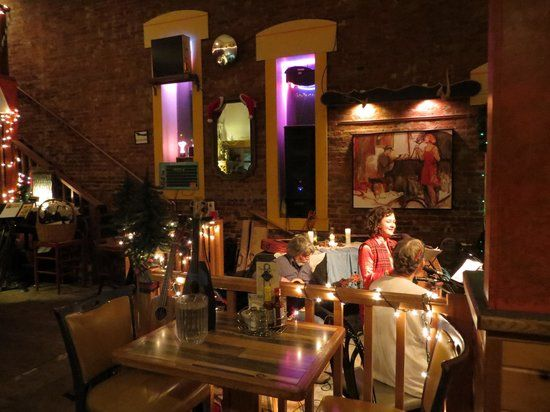 The Upstage Restaurant & Theatre: MUST GO place to go for music, dancing , and food and drinks. - See 17 traveler reviews, 2 candid photos, and great deals for Port Townsend, WA, at TripAdvisor.