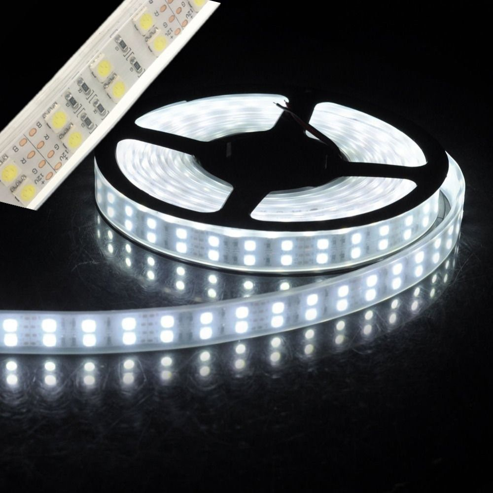 Led Strip Light 5050 Silicon Tube Rope Ribbon Waterproof Ip68