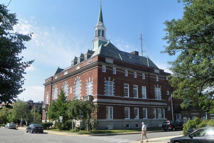 Concord New Hampshire New Hampshire City Hall Concord