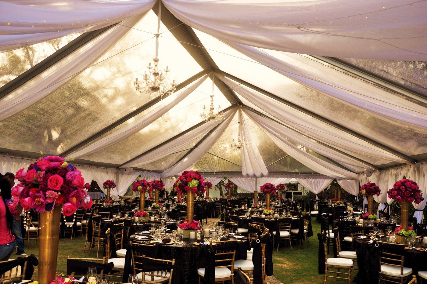 Emma Corrie Designs Luxury Wedding Reception Venue In Barbados