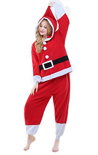 Introducing Christmas Snow Man Pajamas Sleeping Wear Kigurumi Onesie  Cosplay Costumes M father Christmas. Get Your Ladies Products Here and  follow us for ... d8cee8787