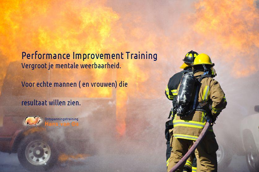 Performance Improvement Training. Voor het vergroten van je mentale weerbaarheid. Keiharde mindfulness. Wetenschappelijk onderbouwd. Met real-time meetbare effecten. Niet voor watjes.  http://wwhttp://www.ontspanningstraining.nl/over-de-trainingen/performance-improvement-training